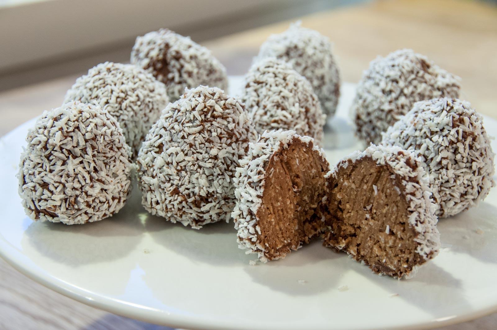 Bildresultat för chokladboll
